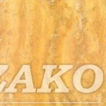 Travertino Yellow Jasno-żółty